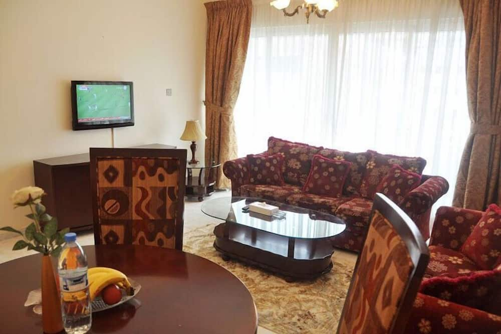 Executive Apartment, 2 Bedrooms - Living Area