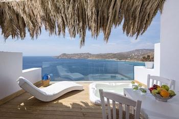 Choose This Romantic Hotel in Mykonos -  - Online Room Reservations