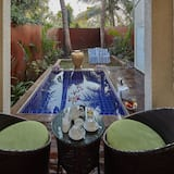 Royal suite, 1 spavaća soba, privatni bazen - Unutarnji bazen