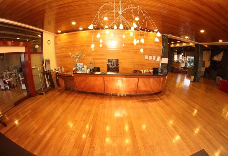 Gran Hotel Vicente Costanera, Puerto Montt, Reception