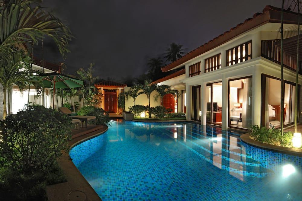 Lagoon Pool Villa - Outdoor Pool