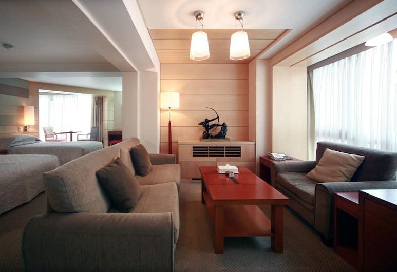 沙威酒店, 首爾, 客廳