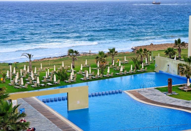 Capital Coast Resort & Spa, Paphos, Piscina Exterior