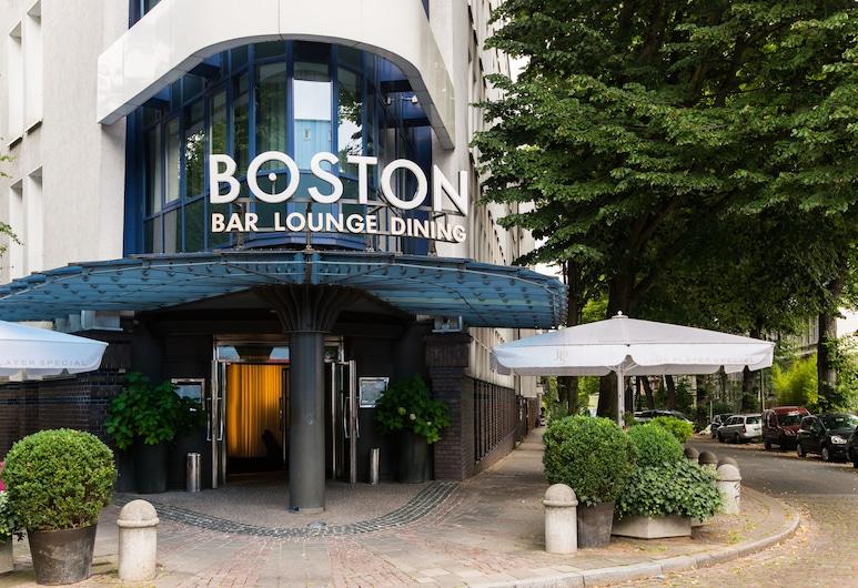 波士頓漢堡飯店, 漢堡