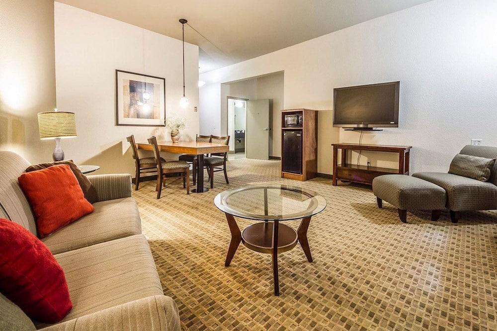 Phòng Tiêu chuẩn, 1 giường cỡ king, Không hút thuốc - Phòng khách