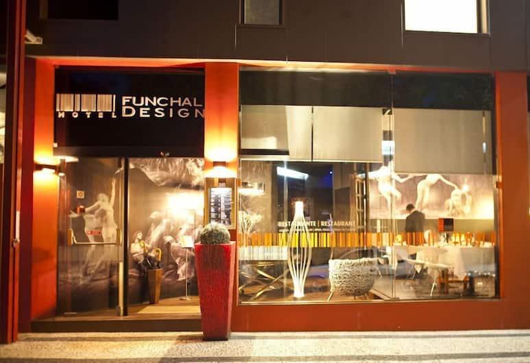 豐沙爾設計飯店, 芳夏爾, 住宿正面