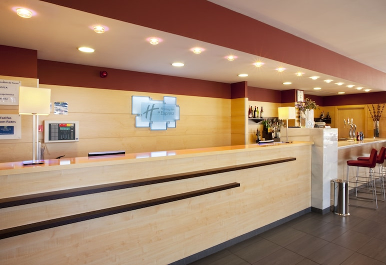 Holiday Inn Express Malaga Airport, Málaga, Lobby