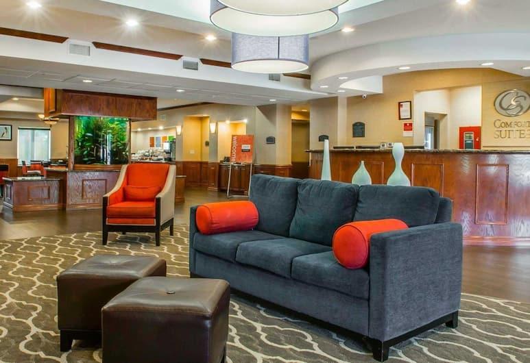 Comfort Suites Near Texas A&M University - Corpus Christi, Corpus Christi, Lobby