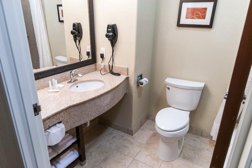 Suite, non-fumeurs - Salle de bain