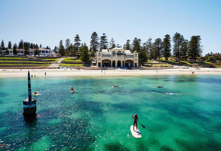 Citadines St Georges Terrace Perth, פרת', חוף ים