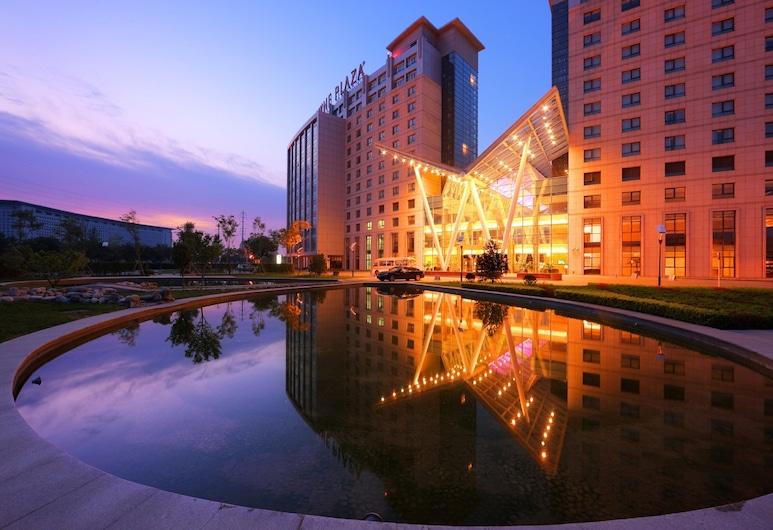 Crowne Plaza Beijing International Airport, Pekinas, Išorė