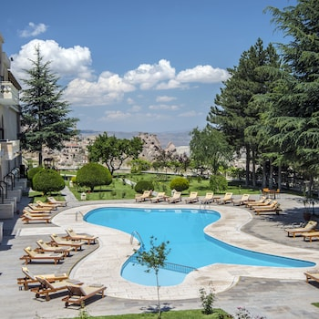Bild vom Uchisar Kaya Hotel - Special Class in Nevsehir