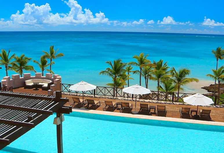 Sanctuary Cap Cana, All-Inclusive Adult Resort, Punta Cana, Utsikt fra hotellet