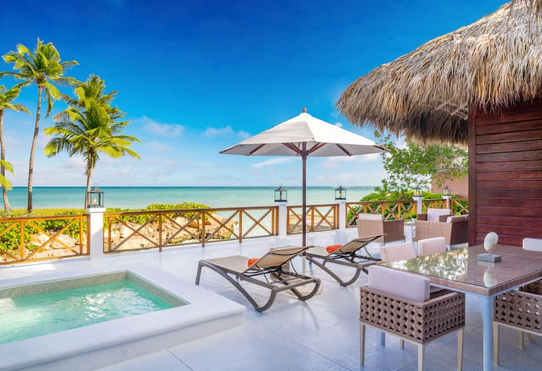 Sanctuary Cap Cana, All-Inclusive Adult Resort, Punta Cana, Villa, 1King-Bett, Ausblick vom Zimmer