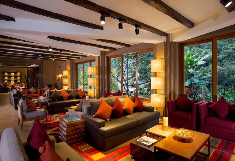Sumaq Machu Picchu Hotel, מאצ'ו פיצ'ו, טרקלין הלובי