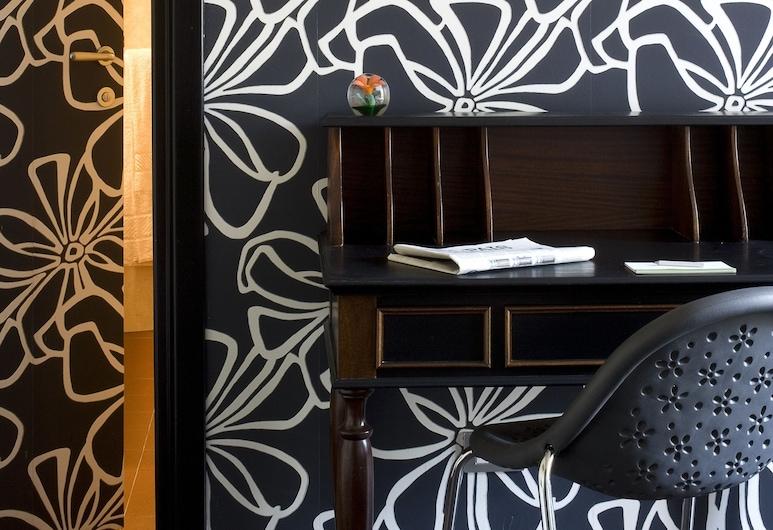 Hotel Universo, Florencija, Trivietis kambarys, Svečių kambarys