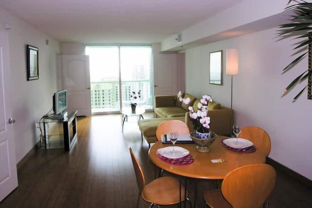 Condo, 2 Bedrooms - In-Room Dining