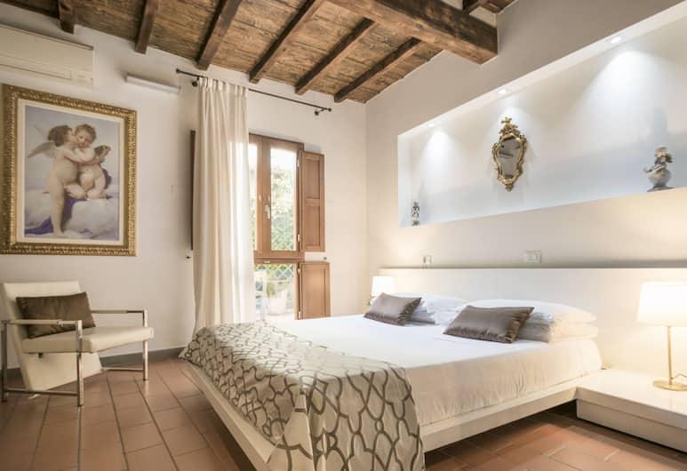 Sette Angeli Rooms, Florence, Deluxe Double Room (1° floor), Guest Room