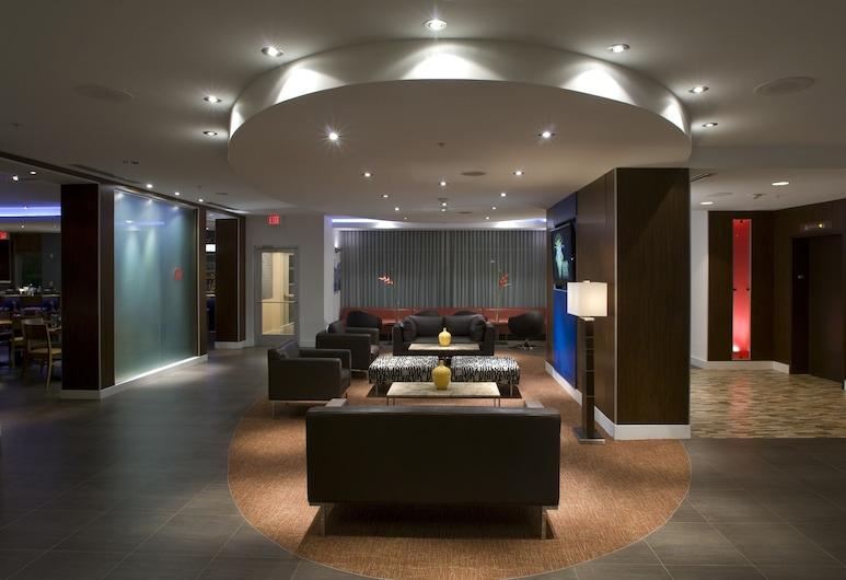 Holiday Inn DFW South, an IHG Hotel, Fort Worth, Sittområde i lobbyn