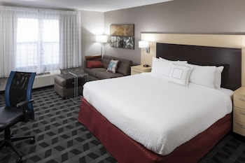 哥倫布哥倫布萬豪唐普雷斯套房酒店的圖片
