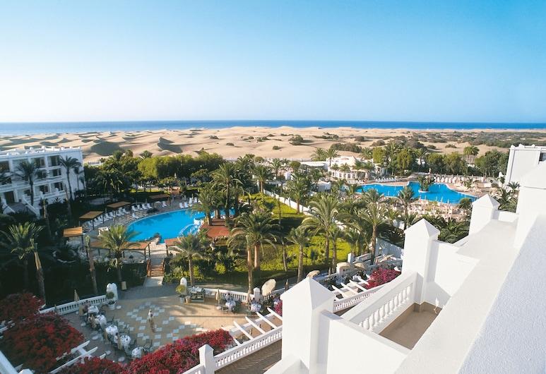 Hotel Riu Palace Maspalomas, San Bartolome de Tirajana, Double Room, Balcony, Sea View, Balcony