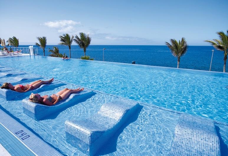Hotel Riu Gran Canaria - All Inclusive, San Bartolome de Tirachana, Baseinas