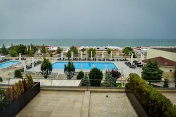Fotografia do Iaki Hotel em Constanta