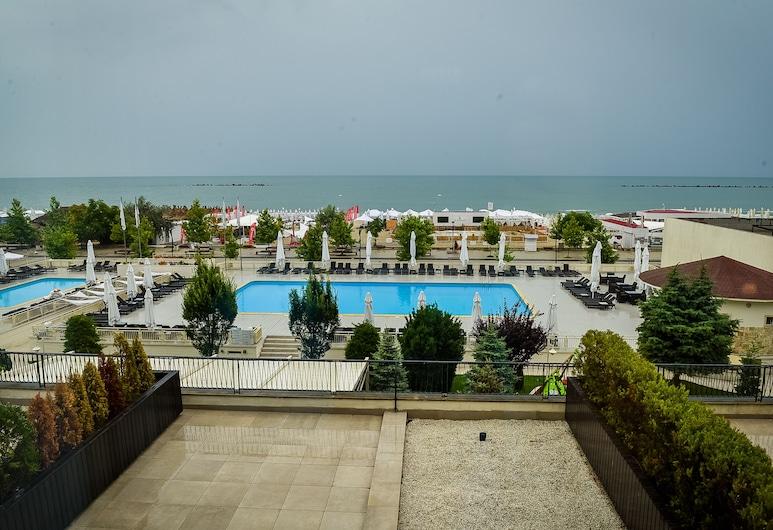 イアキ ホテル, コンスタンツァ, Suite with Sea View, 部屋からの眺望