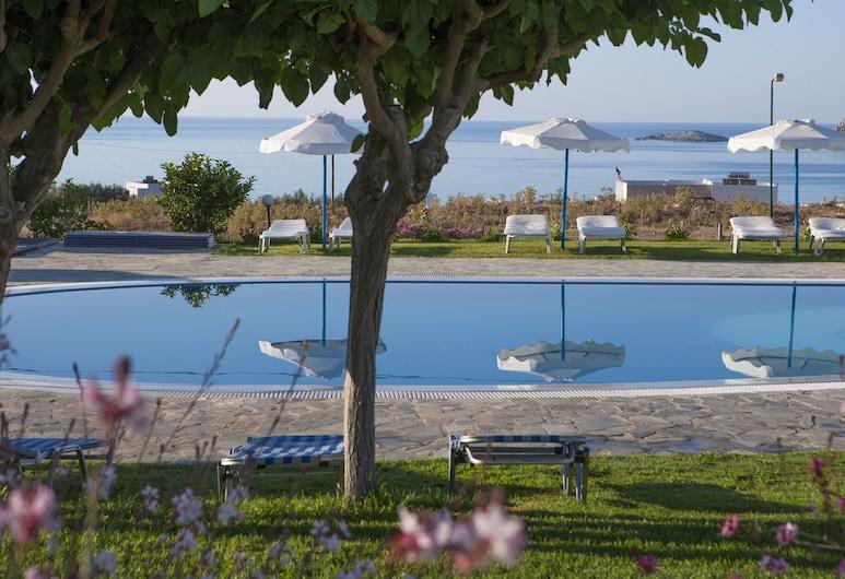 Lindos Sun, Родос, Открытый бассейн