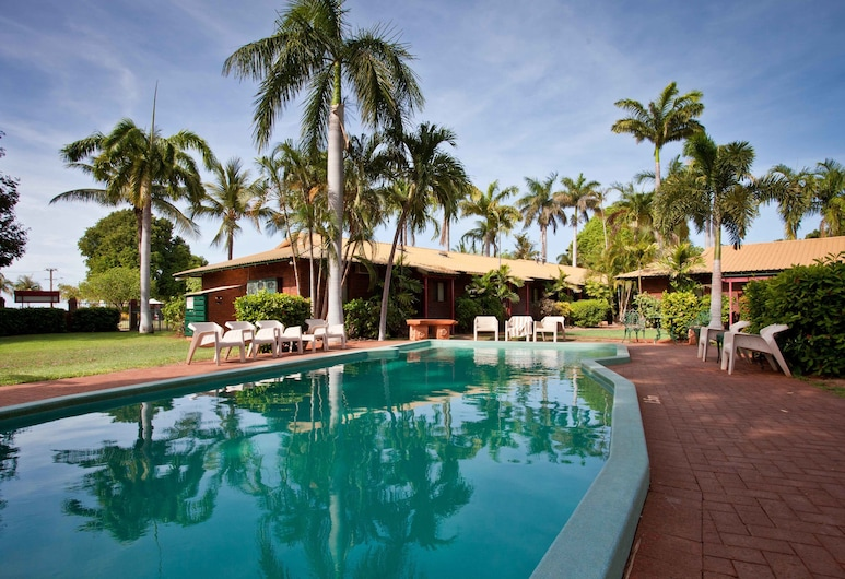 Bayside Holiday Apartments, Broome, Outdoor Pool