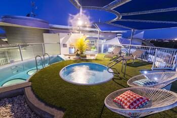 Fotografia do Beach Club Resort em Sunshine Coast