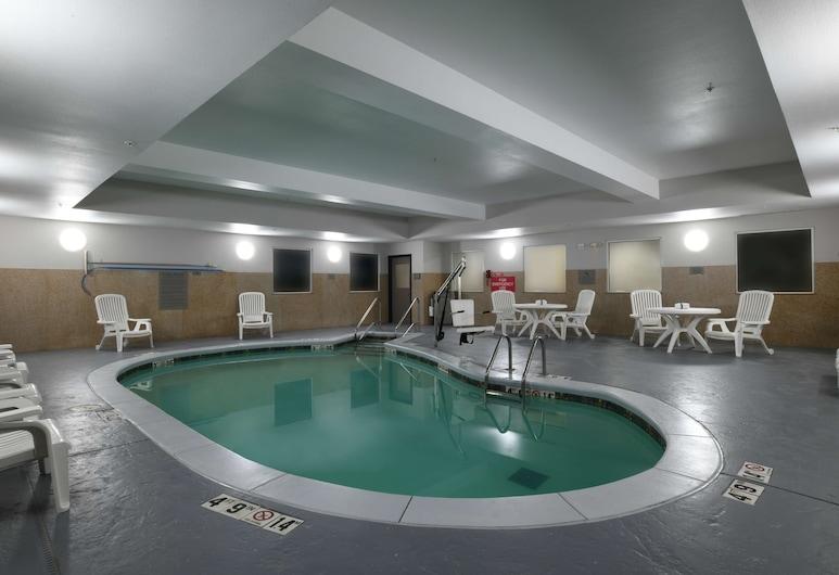Country Inn & Suites by Radisson, Oklahoma City Airport, OK, Oklahoma City, Innendørsbasseng