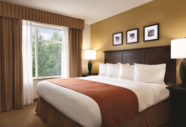 Country Inn & Suites by Radisson, Oklahoma City Airport, OK, Oklahoma City, Room, 1 King Bed, Non Smoking, Guest Room