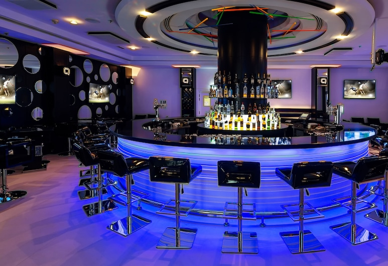 Holiday Inn Dubai - Al Barsha, Dubai, Hotel Bar