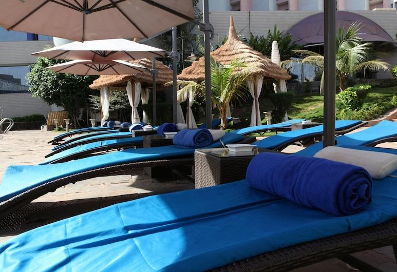 Radisson Blu Hotel, Bamako, Bamako, Hồ bơi