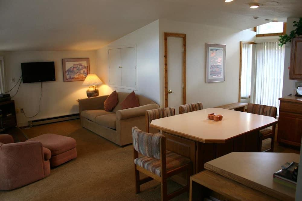 公寓客房 - 客廳