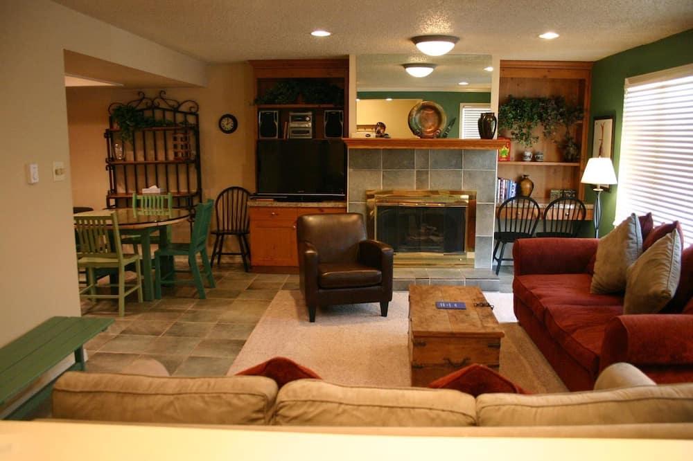 公寓客房, 2 間臥室 - 客廳