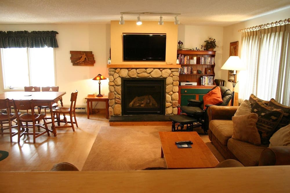 公寓客房, 3 間臥室 - 客廳
