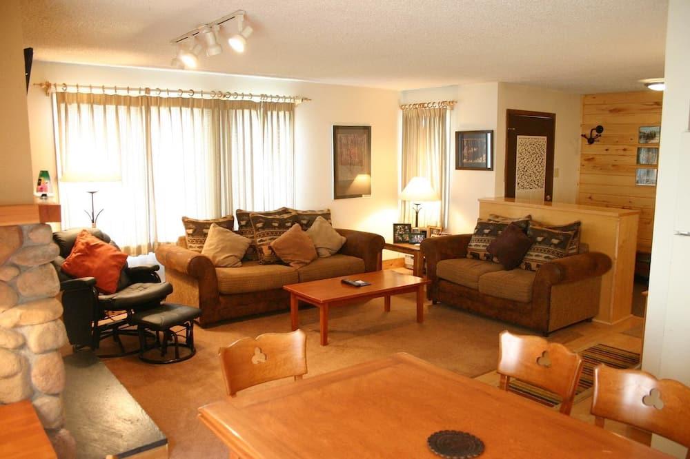 公寓客房, 3 間臥室 - 客房內用餐