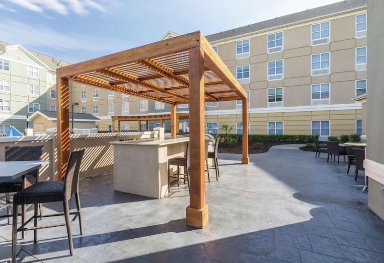 Homewood Suites by Hilton Greenville, Greenville, Terasa