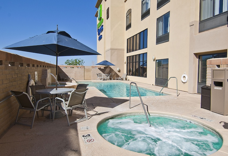 Holiday Inn Express And Suites Oro Valley - Tucson North, Oro Valley, Medence