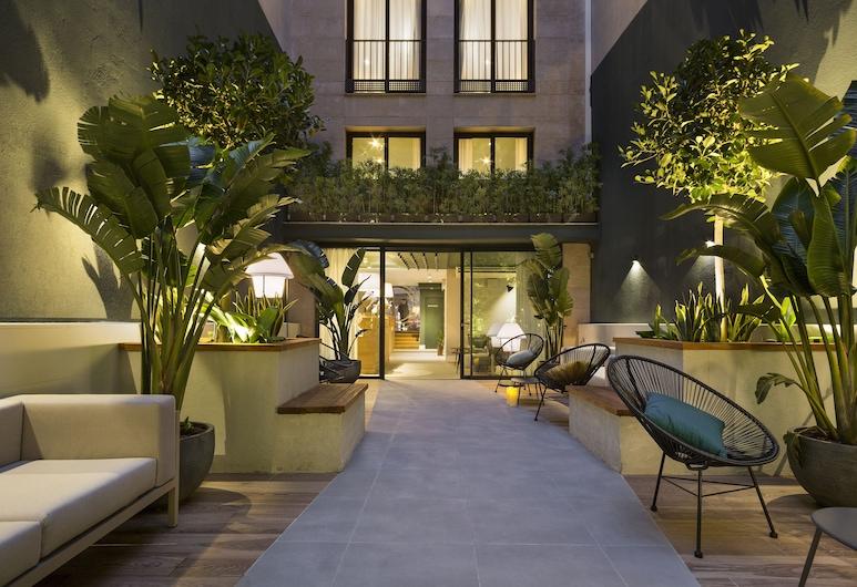 Gracia Garden Boutique Hotel, Barcelona, Terrass