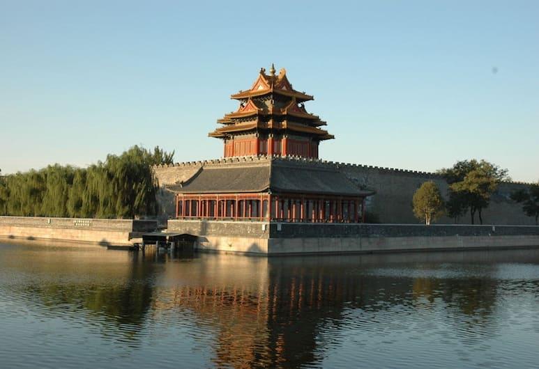 Beijing Wang Fu Jing Jade Hotel, Beijing, View from Hotel