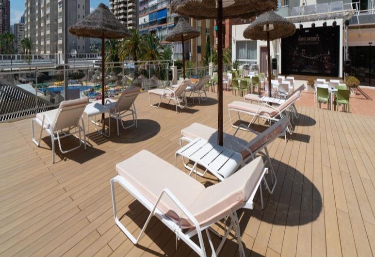 Medplaya Hotel Regente, Benidorm, Terraza