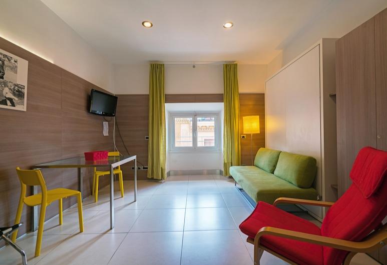 Residence Europa, Rome, Studio, Living Area