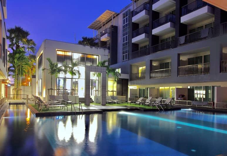 Sugar Marina Resort - FASHION - Kata Beach, Karon, Outdoor Pool