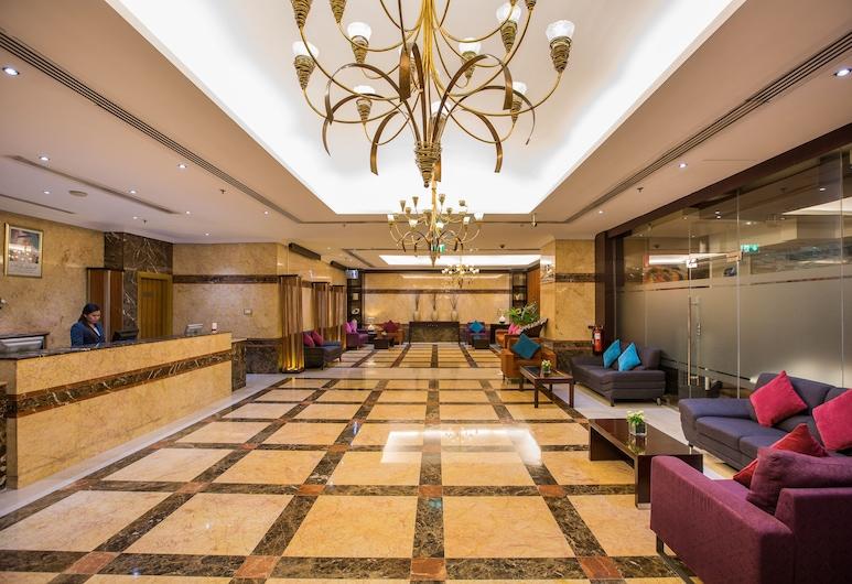 Al Barsha Hotel Apartments by Mondo, Dubai, Restaurant