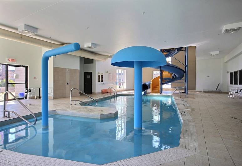 Super 8 by Wyndham Lachenaie/Terrebonne, Terrebonne, Indoor Pool