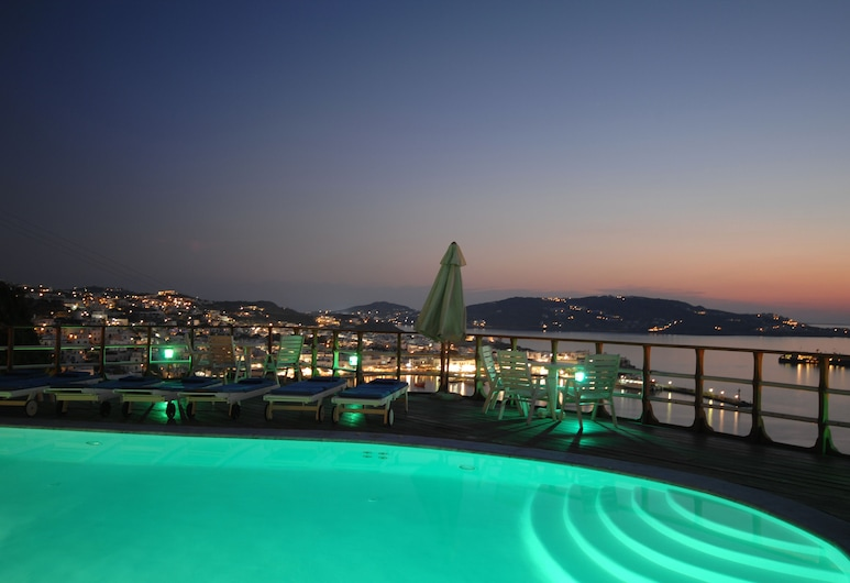 Mykonos View, Mykonos, Outdoor Pool