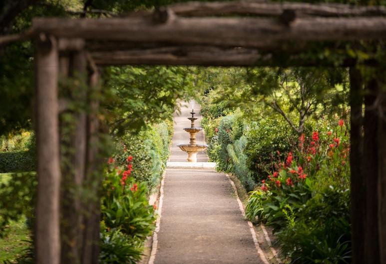 City View Motel, Hobart, Χόμπαρτ, Κήπος